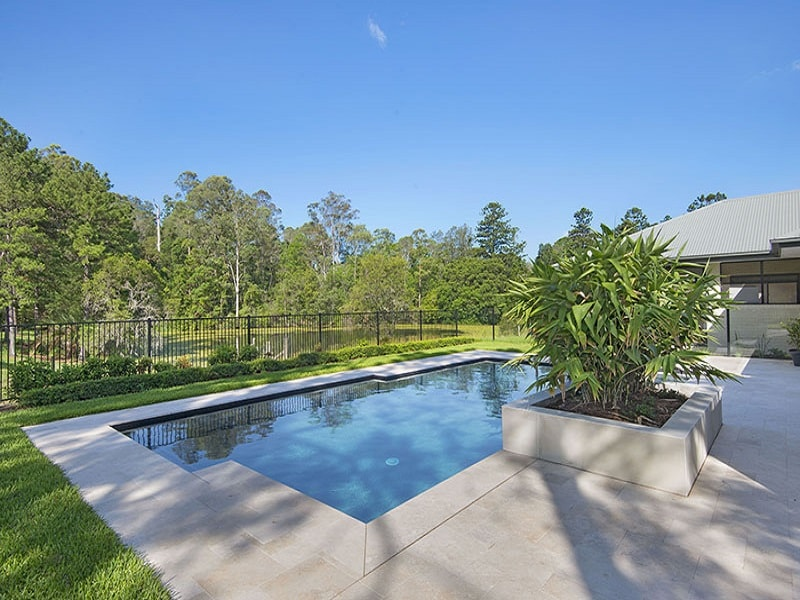 Concrete pool tiles and surrounds by Cityscapes