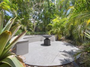 Tropical garden installed by Cityscapes