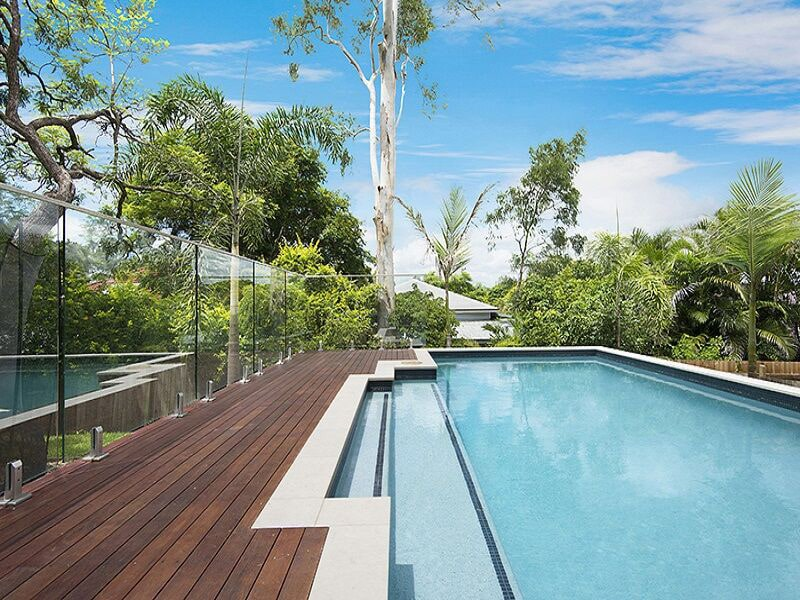 Pool surrounds renovation by Cityscapes