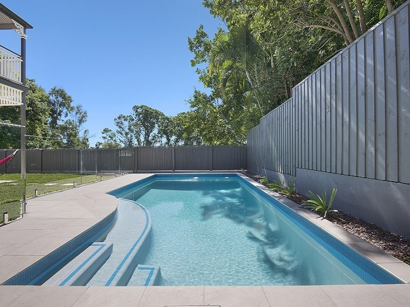 Pool installation by Cityscapes Pools and Landscapes