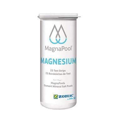 Magna test strip for pools