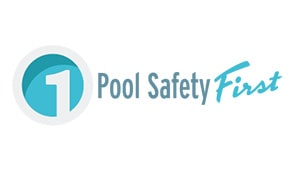 Pool safety first logo