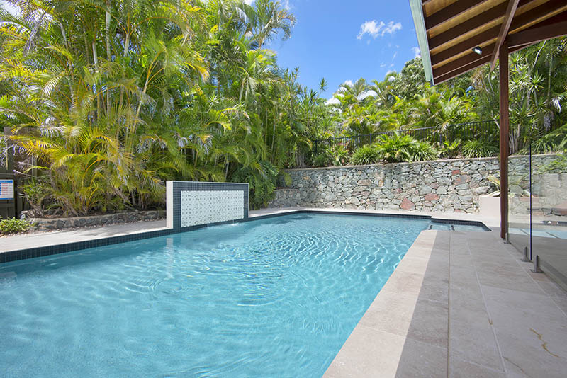 Completion pool renovation in The Gap, Brisbane