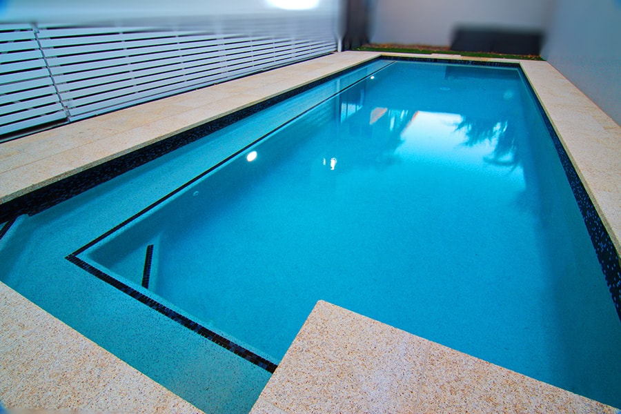In-ground concrete pool installation East Brisbane