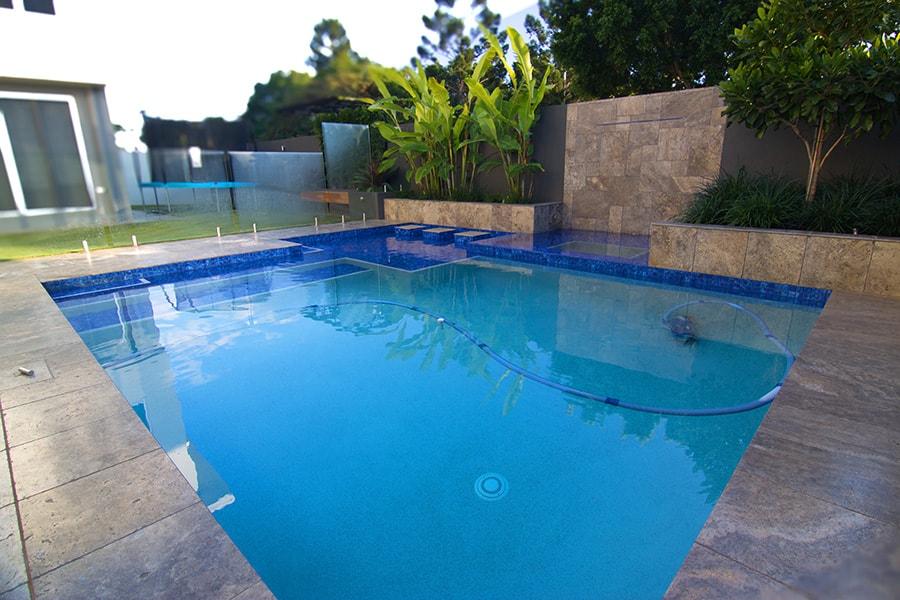 New pool build concrete in 8 Mile Plains