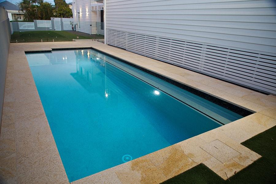 Swimming pool design East Brisbane