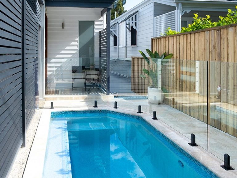 Plunge Pool Project in Newmarket