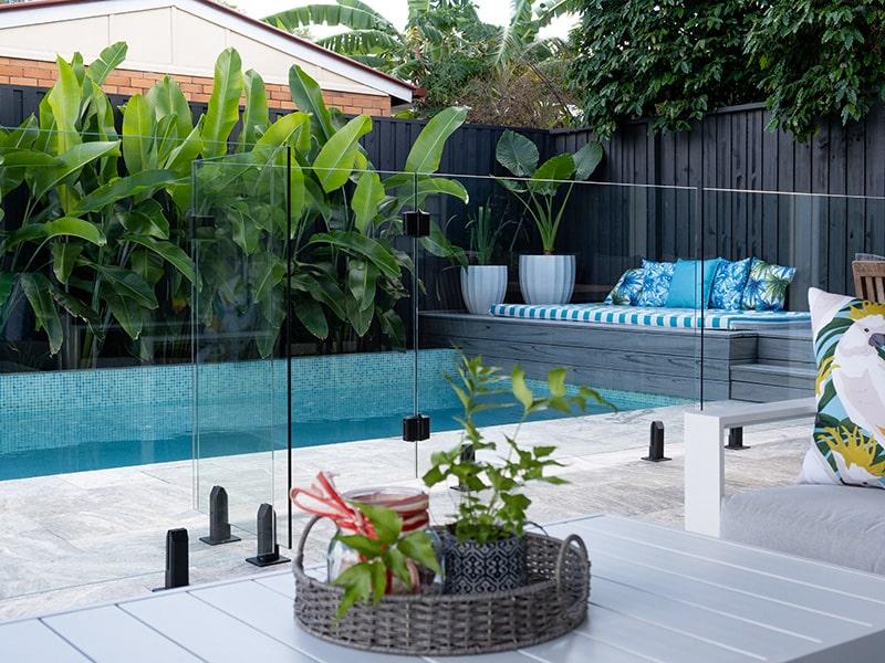 swimming pool stafford by pool builders Brisbane