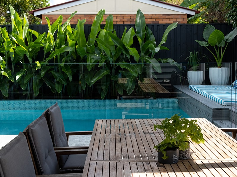 swimming pool stafford by Cityscapes Brisbane Pool Builders